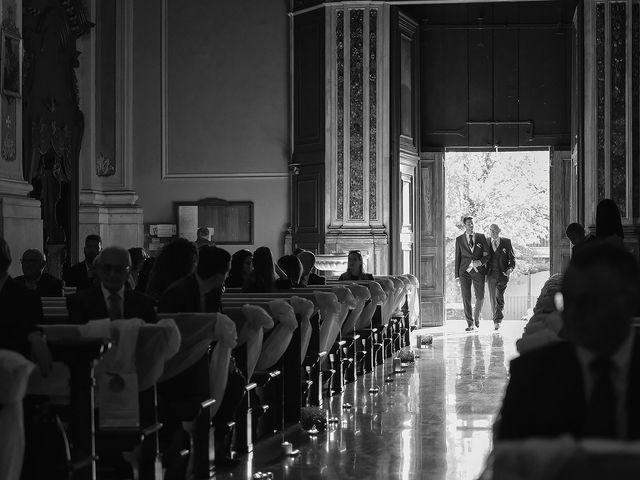Il matrimonio di Cristian e Cristina a Botticino, Brescia 26