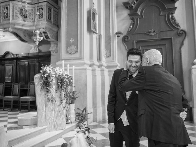 Il matrimonio di Cristian e Cristina a Botticino, Brescia 27