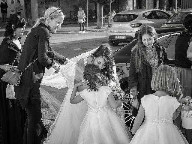 Il matrimonio di Cristian e Cristina a Botticino, Brescia 28