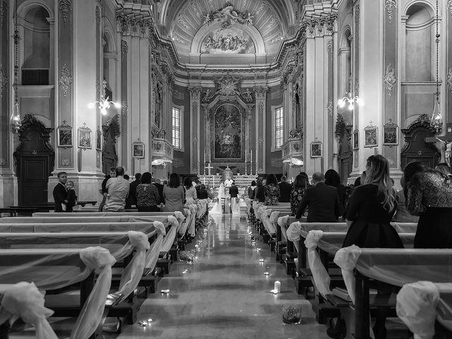 Il matrimonio di Cristian e Cristina a Botticino, Brescia 29