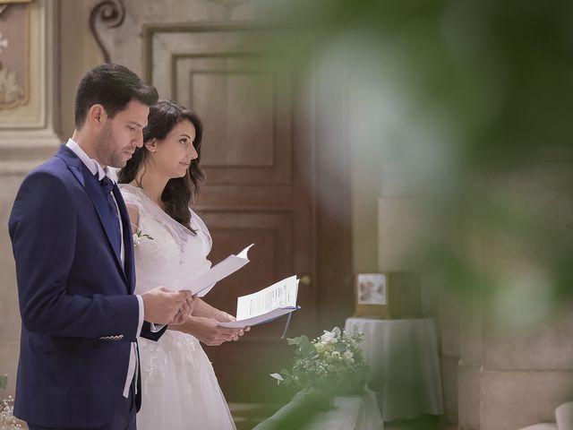 Il matrimonio di Cristian e Cristina a Botticino, Brescia 30
