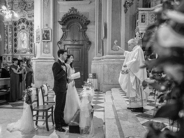 Il matrimonio di Cristian e Cristina a Botticino, Brescia 31