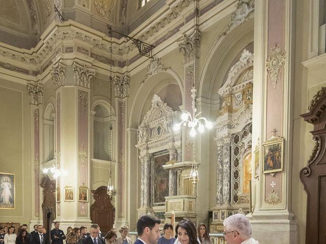 Il matrimonio di Cristian e Cristina a Botticino, Brescia 32