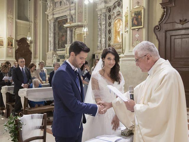 Il matrimonio di Cristian e Cristina a Botticino, Brescia 33