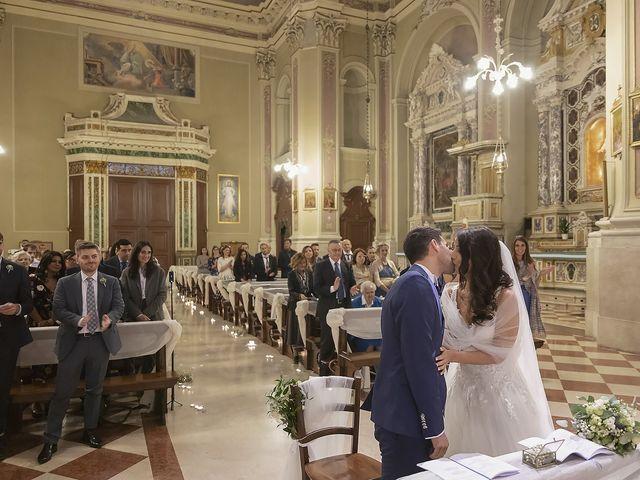 Il matrimonio di Cristian e Cristina a Botticino, Brescia 34