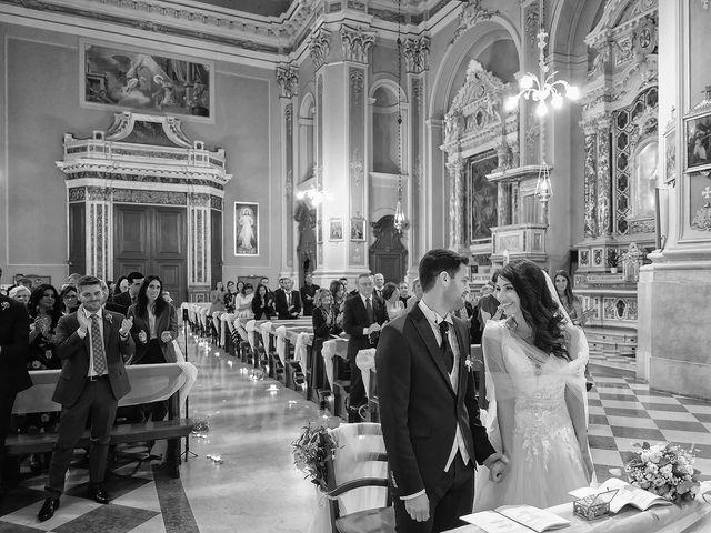 Il matrimonio di Cristian e Cristina a Botticino, Brescia 35
