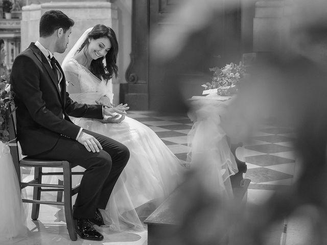 Il matrimonio di Cristian e Cristina a Botticino, Brescia 36