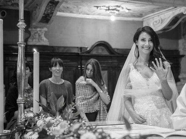 Il matrimonio di Cristian e Cristina a Botticino, Brescia 38