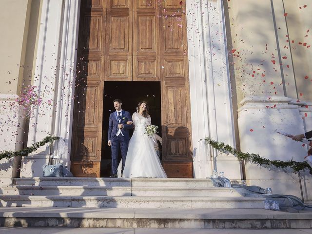 Il matrimonio di Cristian e Cristina a Botticino, Brescia 40