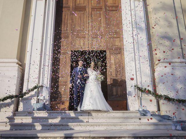 Il matrimonio di Cristian e Cristina a Botticino, Brescia 41