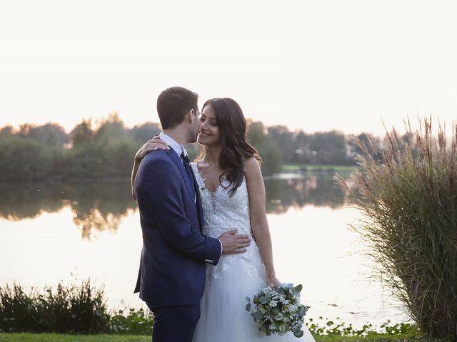 Il matrimonio di Cristian e Cristina a Botticino, Brescia 1