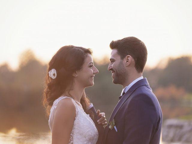 Il matrimonio di Cristian e Cristina a Botticino, Brescia 44