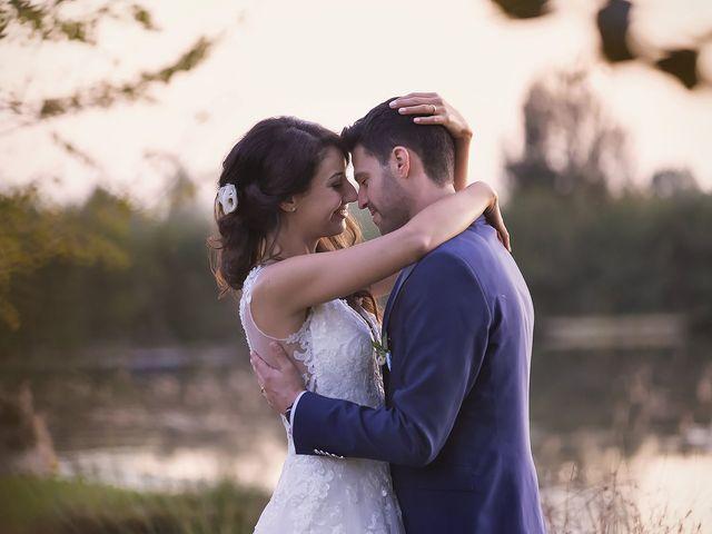 Il matrimonio di Cristian e Cristina a Botticino, Brescia 46