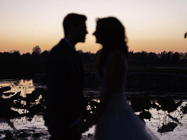 Il matrimonio di Cristian e Cristina a Botticino, Brescia 47