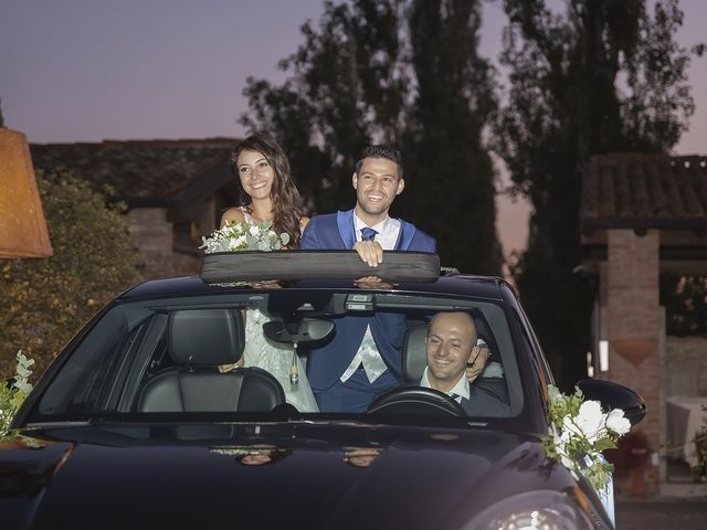 Il matrimonio di Cristian e Cristina a Botticino, Brescia 53