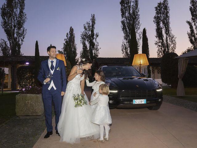 Il matrimonio di Cristian e Cristina a Botticino, Brescia 54