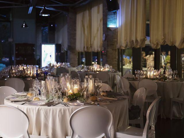 Il matrimonio di Cristian e Cristina a Botticino, Brescia 57