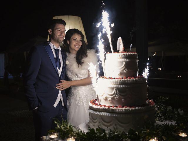 Il matrimonio di Cristian e Cristina a Botticino, Brescia 66
