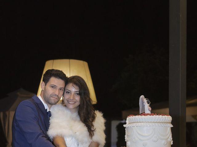 Il matrimonio di Cristian e Cristina a Botticino, Brescia 67
