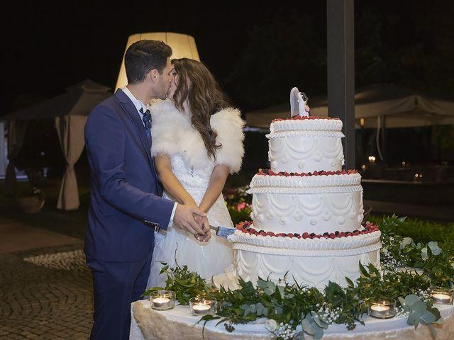 Il matrimonio di Cristian e Cristina a Botticino, Brescia 68