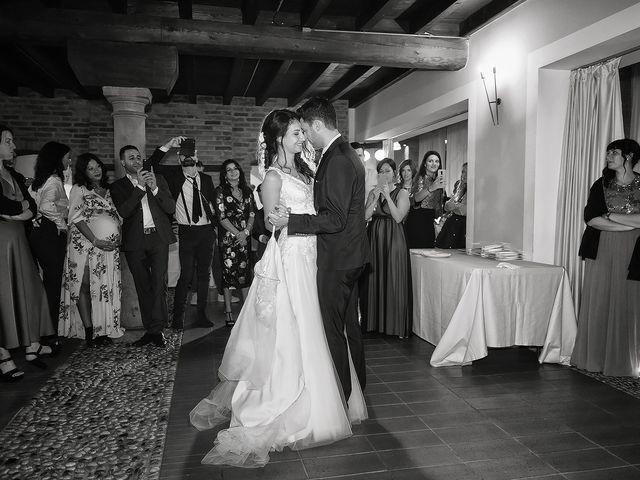 Il matrimonio di Cristian e Cristina a Botticino, Brescia 70