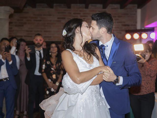 Il matrimonio di Cristian e Cristina a Botticino, Brescia 71
