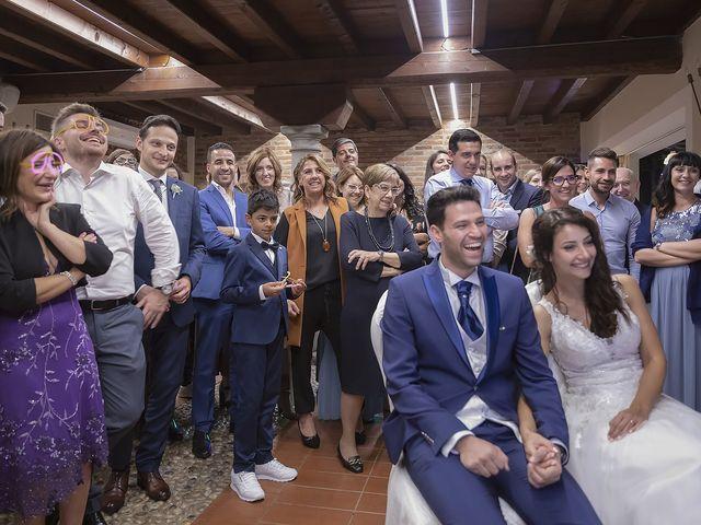 Il matrimonio di Cristian e Cristina a Botticino, Brescia 78