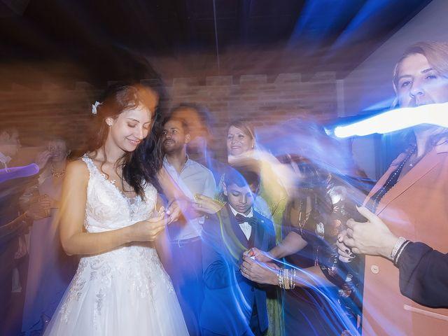 Il matrimonio di Cristian e Cristina a Botticino, Brescia 83
