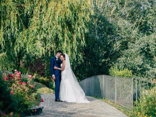 Le nozze di Laura e Renan