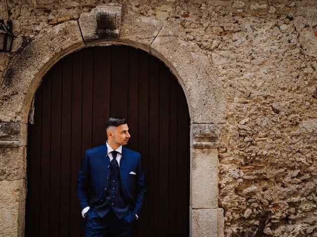 Il matrimonio di Naomi e Francesco a Ardore, Reggio Calabria 8