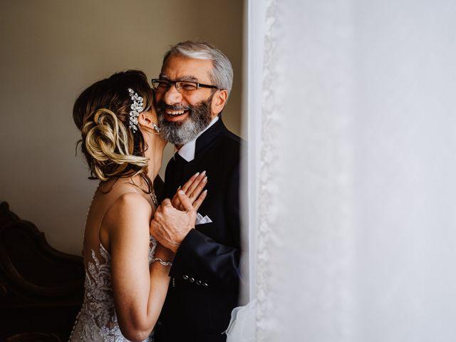 Il matrimonio di Naomi e Francesco a Ardore, Reggio Calabria 18