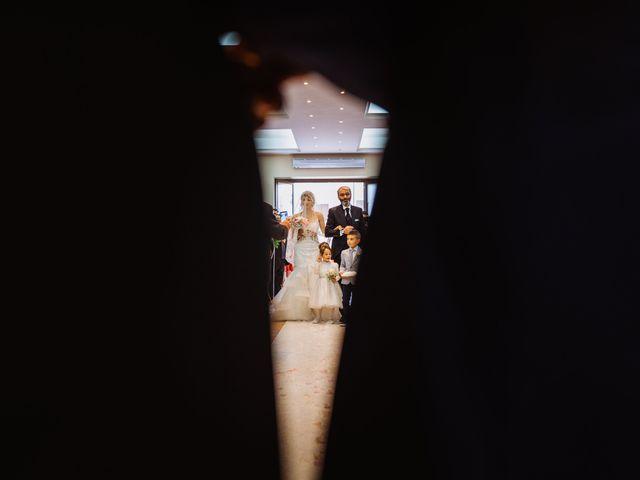 Il matrimonio di Naomi e Francesco a Ardore, Reggio Calabria 22