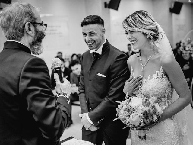 Il matrimonio di Naomi e Francesco a Ardore, Reggio Calabria 23