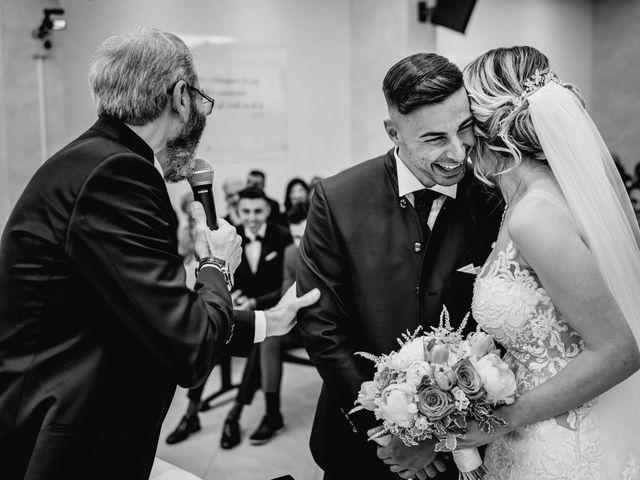 Il matrimonio di Naomi e Francesco a Ardore, Reggio Calabria 24