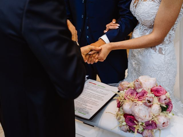 Il matrimonio di Naomi e Francesco a Ardore, Reggio Calabria 25