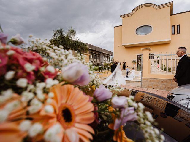 Il matrimonio di Naomi e Francesco a Ardore, Reggio Calabria 26