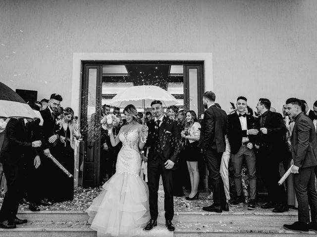 Il matrimonio di Naomi e Francesco a Ardore, Reggio Calabria 27