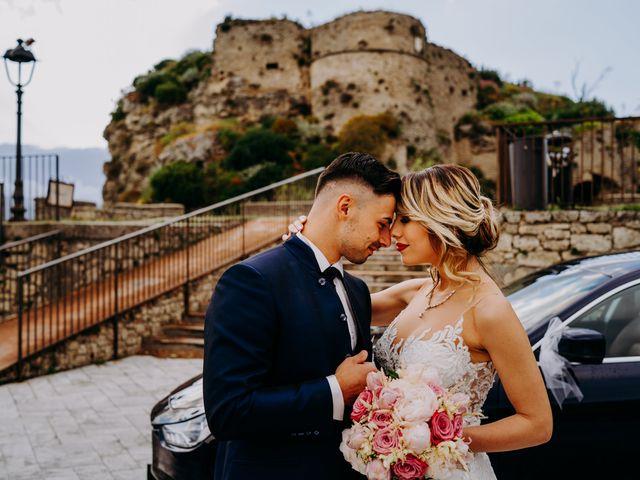 Il matrimonio di Naomi e Francesco a Ardore, Reggio Calabria 28