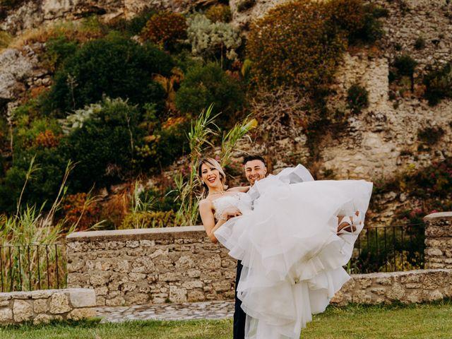 Il matrimonio di Naomi e Francesco a Ardore, Reggio Calabria 29