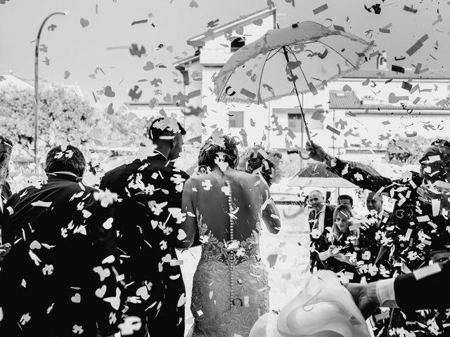 Il matrimonio di Naomi e Francesco a Ardore, Reggio Calabria 30
