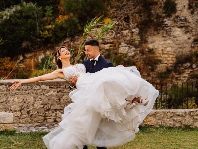 Il matrimonio di Naomi e Francesco a Ardore, Reggio Calabria 31