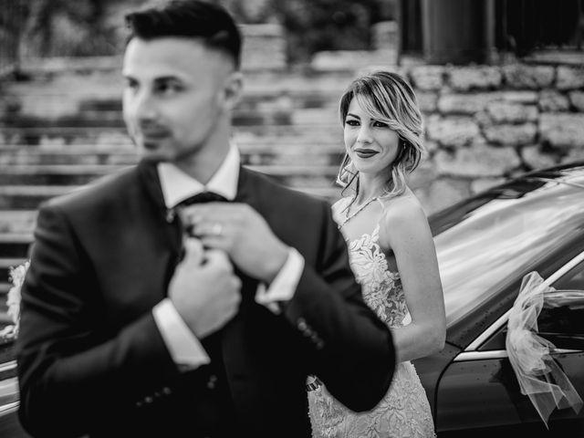 Il matrimonio di Naomi e Francesco a Ardore, Reggio Calabria 33