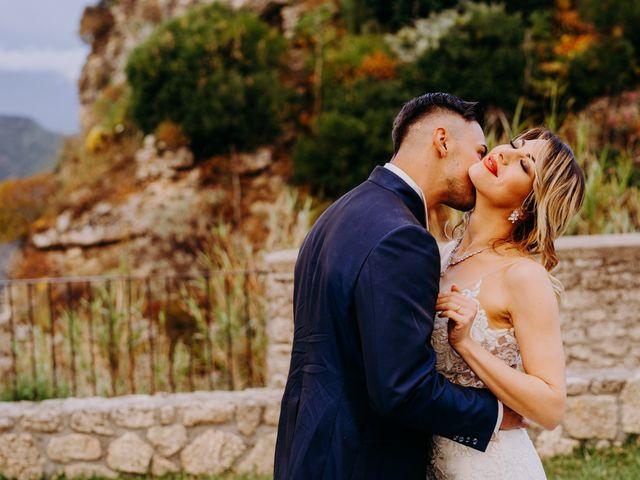 Il matrimonio di Naomi e Francesco a Ardore, Reggio Calabria 34