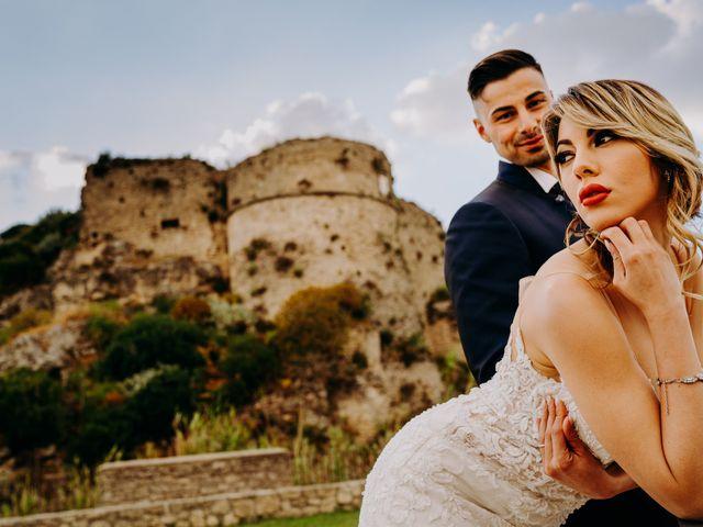 Il matrimonio di Naomi e Francesco a Ardore, Reggio Calabria 36