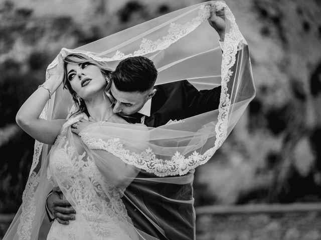 Il matrimonio di Naomi e Francesco a Ardore, Reggio Calabria 37