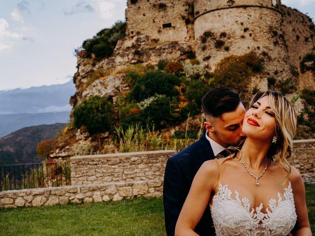 Il matrimonio di Naomi e Francesco a Ardore, Reggio Calabria 40