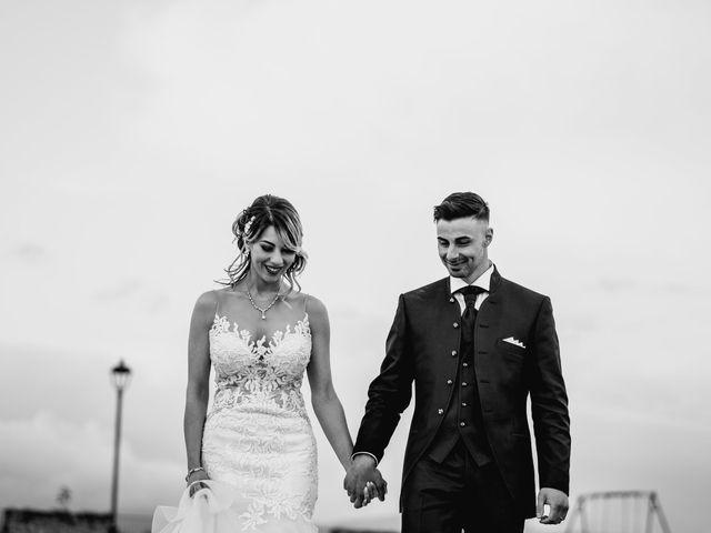 Il matrimonio di Naomi e Francesco a Ardore, Reggio Calabria 41