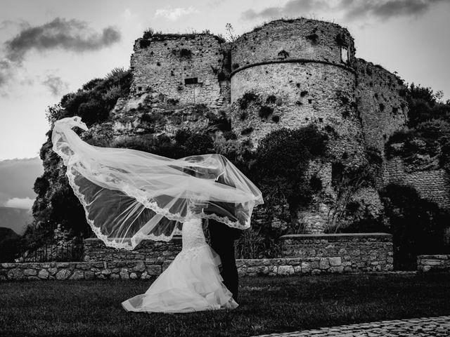 Il matrimonio di Naomi e Francesco a Ardore, Reggio Calabria 42