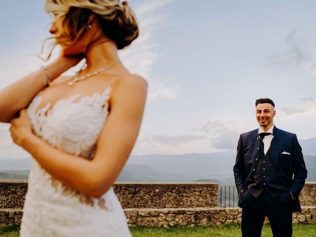 Il matrimonio di Naomi e Francesco a Ardore, Reggio Calabria 44