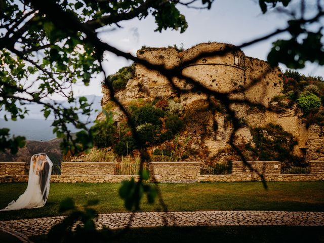 Il matrimonio di Naomi e Francesco a Ardore, Reggio Calabria 45